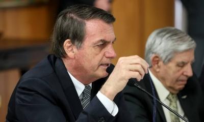 Multa de 40% sobre FGTS atrapalha emprego, diz Bolsonaro