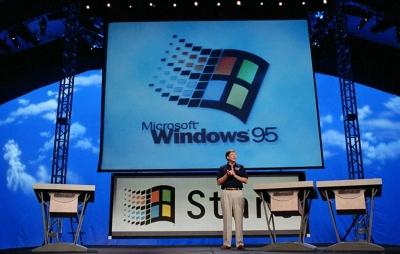 Segredo do Windows 95 é revelado após 25 anos; confira