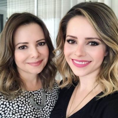 Celebridades brasileiras que são bastante semelhantes com as próprias mães