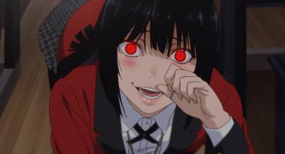 Conheça o anime Kakegurui: Vamos apostar até a loucura?