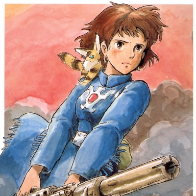 As personagens mais bonitas da Ghibli