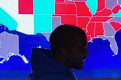 Quantos votos Kanye West recebeu para presidente?
