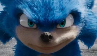 Após críticas, a aparência do sonic no longa do personagem será mudada