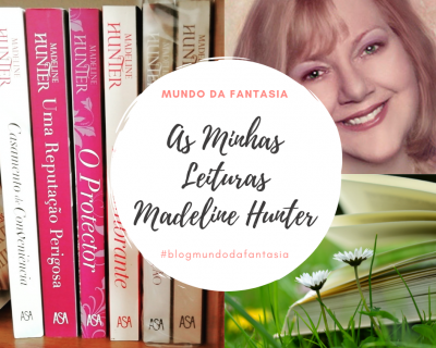 As minhas leituras Madeline Hunter