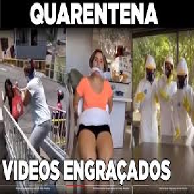 VIDEOS ENGRAÇADOS DO YOUTUBE - ESPECIAL DE QUARENTENA