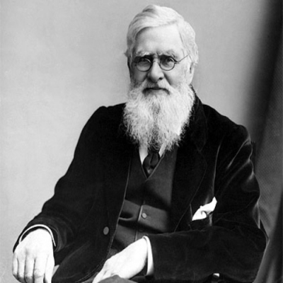 Pessoas influentes na Biologia - Alfred Russel Wallace