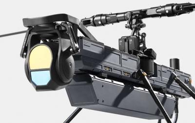 Startup lança drone militar com IA no estilo 'canivete suíço'