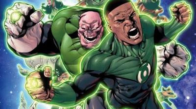 Filme da Tropa dos Lanternas Verdes está chegando