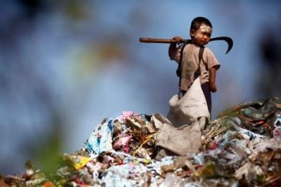20 imagens de trabalho infantil que o deixarão sem palavras