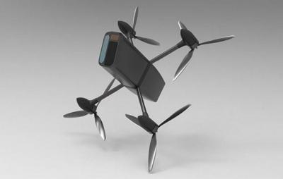 Empresa lança drone 'assassino'
