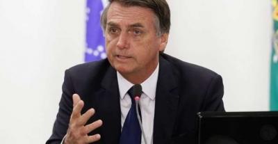 Fux suspende ações penais em que Bolsonaro é réu
