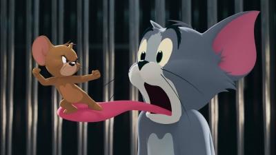 Confira o primeiríssimo trailer do filme de Tom & Jerry!