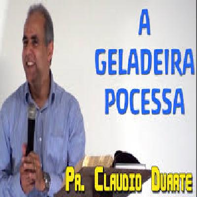 CLAUDIO DUARTE: A Geladeira possessa