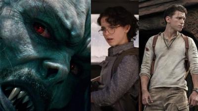 Sony adia seus principais filmes para 2022