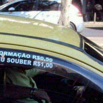 Taxista informante