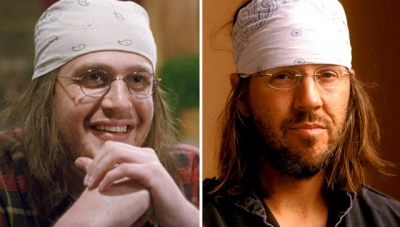 Veja a comparação entre atores e as pessoas que eles interpretaram #3