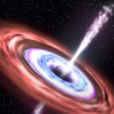 Qual é o limite para se aproximar de um buraco negro?