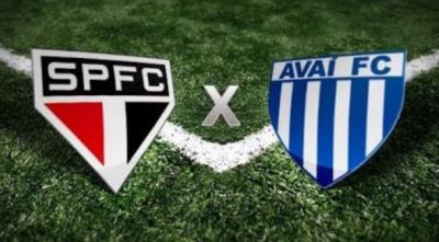 São Paulo x Avaí