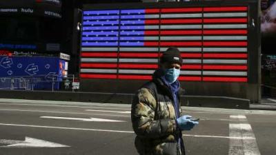 Com números de coronavírus em queda, EUA vislumbram ponto de virada na crise san