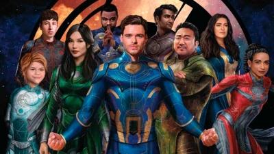 Quem são os Eternos? Conheça os novos heróis da Marvel