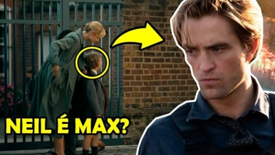 Tenet: Neil é o Max do futuro