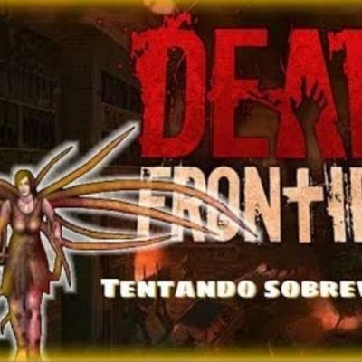 Dead Frontier II - Uma live cheia de zumbis!
