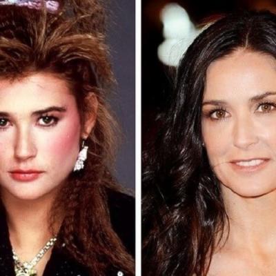 As principais atrizes de Hollywood no início da carreira