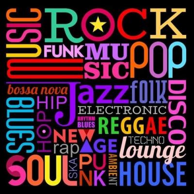 10 gêneros musicais em um medley com 10 sucessos da música