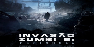 Invasão Zumbi 2: Península - Sequência do terror coreano ganha trailer assustado