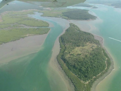 Vende-se uma ilha 🌴 com um preço super em conta & super resguardada na Austráli