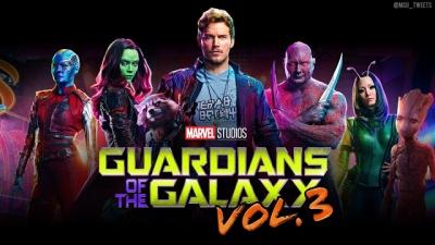 Guardiões da Galáxia Vol. 3 deve ser último filme com essa equipe