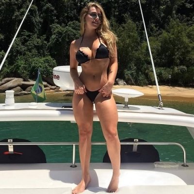 A filha de Fernando Haddad está deixando a internet sem fôlego