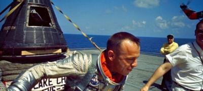 Dia histórico: 5 de maio marca o primeiro voo de um norte americano ao espaço
