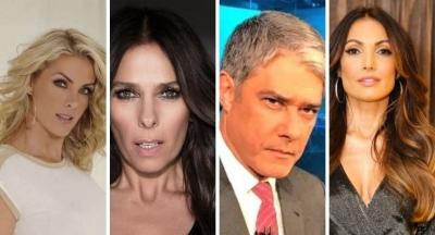 Brigas entre apresentadores que você não fazia ideia: Adriane Galisteu e Ana Hic
