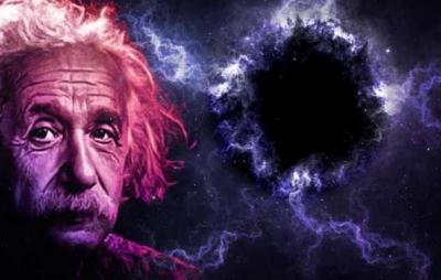 Espaço-tempo gira em torno de uma estrela morta, provando que Einstein estava ce