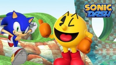 Sonic Pacman - [ Parte 1 ] • Pc -