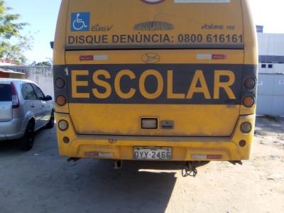 Transporte escolar a serviço de doentes