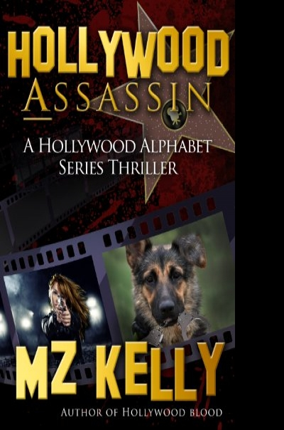 Resenha: Hollywood Assassin - Alphabet Series Thriller (Book 1)