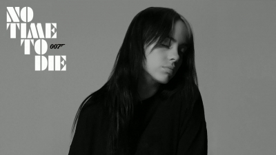 007 - Billie Eilish divulga música-tema do 25º filme de James Bond - Ouça agora!