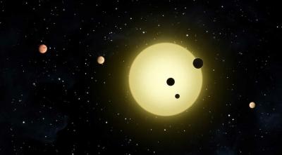 Encontrado sistema planetário de 6 planetas em quase perfeita harmonia orbital