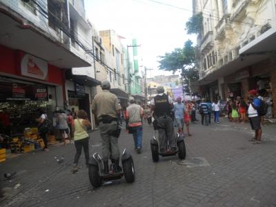 Comunidade x Polícia Militar