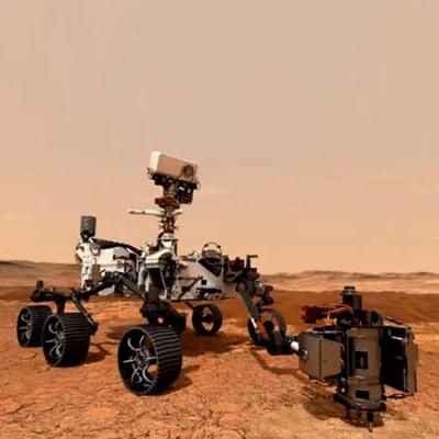 NASA começa a planejar a missão de retorno das amostras de Marte