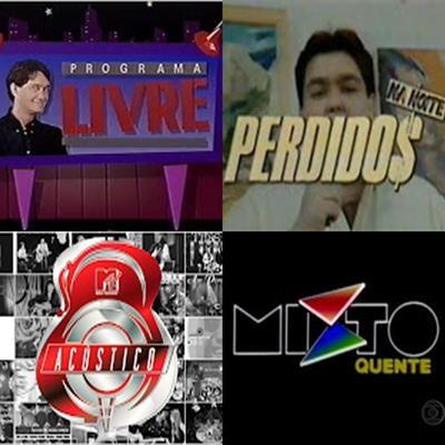 15 programas antigos da TV brasileira que tinham música ao vivo