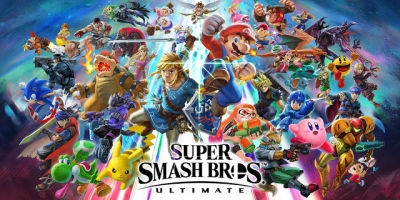 Super Smash Bros. Ultimate é o game de luta mais vendido na história