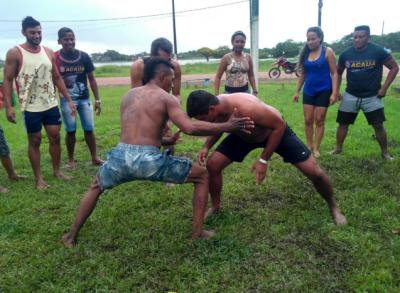 Tradição e arte na Luta Marajoara