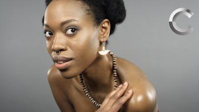 100 anos de beleza queniana em um vídeo