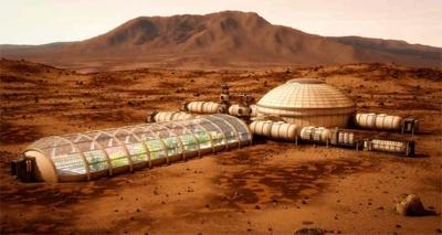 China anuncia planos para uma base permanente em Marte