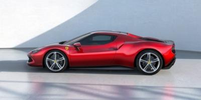 Carros da Ferrari poderão medir temperatura do motorista e fazer ajustes automát