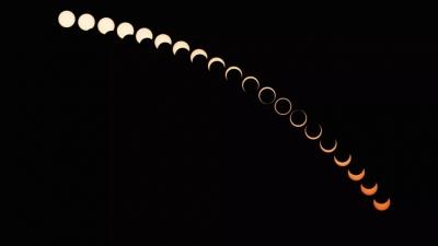 Como ver o eclipse solar do 'anel de fogo' na quinta-feira