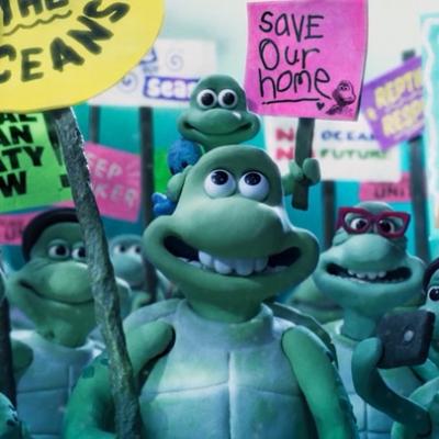 Jornada das tartarugas-marinhas nos oceanos
